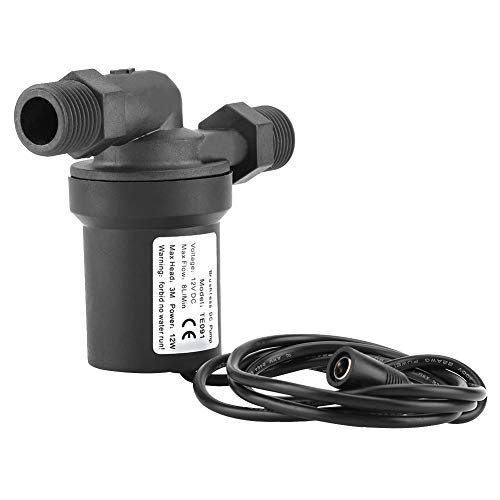 418pDcWwZoL. SS500  - Brewing Pump G1/2 Inch Homebrew Beer Circulation Brushless Plastic Pumps DC 12V