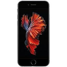 Apple iPhone 6s - Smartphone (64 GB, 4G, SIM única, iOS, NanoSIM, EDGE, GSM, CDMA, DC-HSDPA, HSPA+, TD-SCDMA, UMTS, LTE), color gris