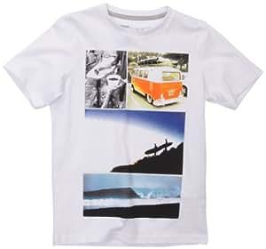 Oxbow Jalna T-Shirt manches courtes garçon Blanc 8 ans