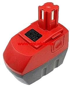 Batterie de rechange compatible avec hILTI sF150-a