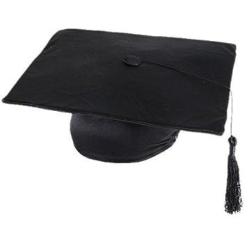 Lot de 24 Toque étudiant diplômé Chapeau laurea Tocco Dr hut Forme original