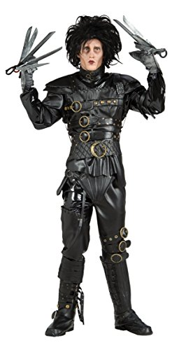 Edward Scisorhands - Grand Heritage Collection - Adult (Scherenhänden Edward Den Mit Halloween Kostüm)