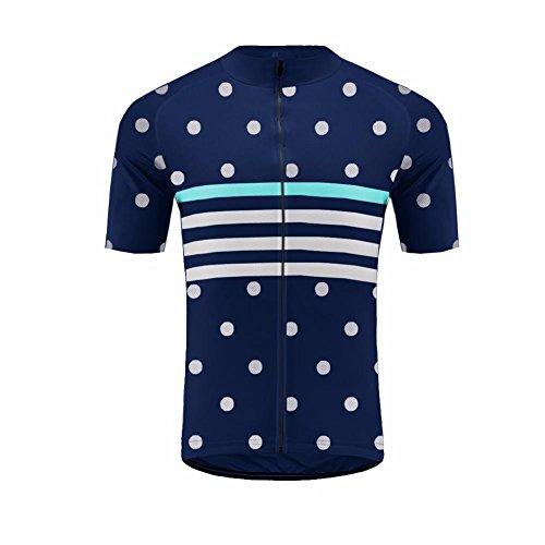 Kurzarm-damen-bike-trikot (Uglyfrog XINW02 Neu Sommer Damen Radsport Trikots & Shirts Bike Wear Kurzarm Cycling Jersey Schnelltrocknend Sport Bekleidung Style-Update)