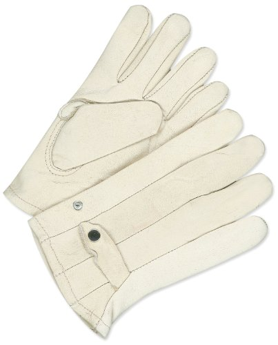 BDG 20–1-981–8Leder Roper Handschuh mit, Snap, XS (Leder Roper)