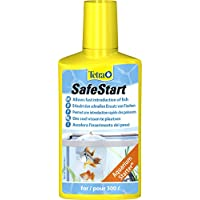 Tetra SafeStart, Allows Fast Introduction of Fish in a Fish Tank, 250 ml