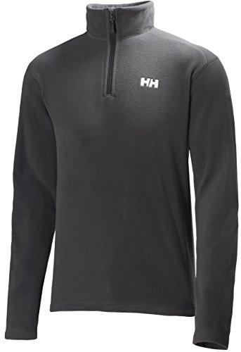 helly-hansen-mens-day-breaker-1-2-zip-fleece-jacket-ebony-x-large