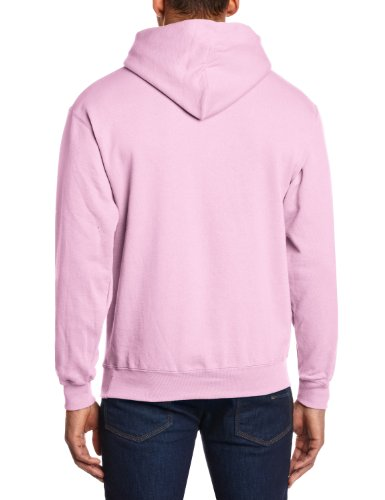 Fruit of the Loom Herren Sweatshirt 12208B Rosa (52 pink)