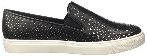 North Star Damen 5316124 Hohe Sneaker Schwarz