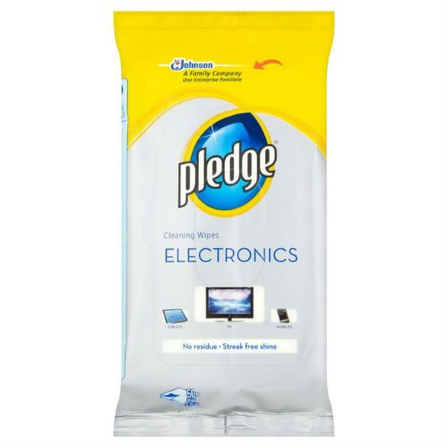 pledge-electronics-wipes-25-per-confezione-da-5