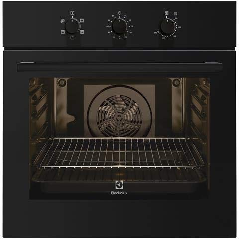 Electrolux ROB2101AOK forno Electric 68 L Black A