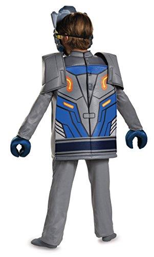Imagen de lego nexo knights arcilla deluxe disfraz alternativa