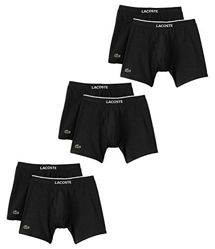 aa5f1763d1 LACOSTE Herren Boxershorts Boxer Shorts Brief Colours 150958 6er Pack