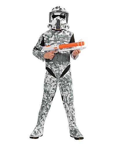 (Horror-Shop ARF Trooper Kostüm für Kinder M)