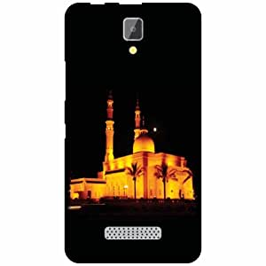Lenovo A2010 Back cover - Monument Designer Cases