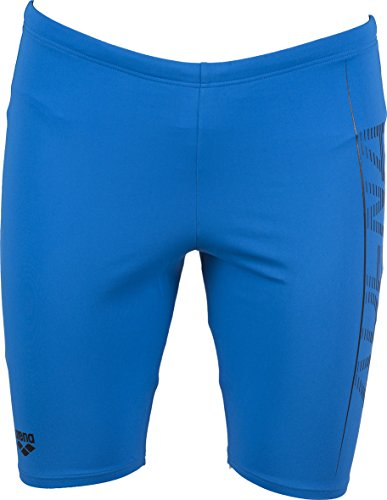 arena Herren Badehose Imprint Pix-Blue,Black