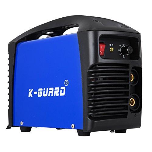 Mophorn E-Hand Schweißgerät SS-ARC200 Inverter Schweißer 220V Lichtbogenschweißgerät tragbare für Eisenmetallen (SS-ARC200) (Tragbares Schweißgerät 220v)