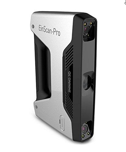 Shining 3D EinScan-Pro   3D-Scanner   3D-Handscanner   Hochauflösender 3D-Scan