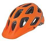 Limar 808 Dr Fahrradhelm // Orange Matt, Ausführung:Orange Matt
