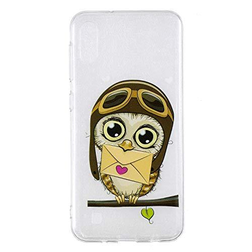 Tosim Samsung Galaxy M10 Hülle Soft Flex Silikon, Handyhülle Stossfest Kratzfest Weich Schutzhülle Cover Case für Samsung Galaxy M10 - TOBFE100010#10