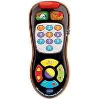 Vtech - 150305 - Jouet D'Éveil - Ma Première Télécommande Parlante