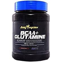 Big Man BCAA + Glutamina - 500 gr Frutas del bosque