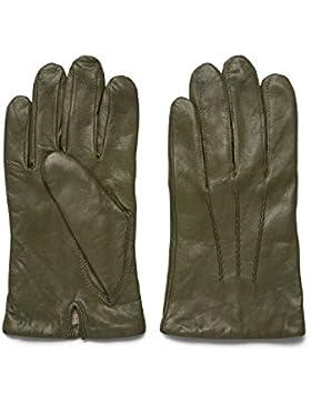 Gant Damen Handschuhe Grün Field Green (Grün) Large