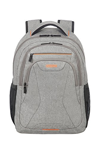 "American Tourister at Work - 15.6"" Laptop Melange Rucksack, 25 Liter, Cool Grey"