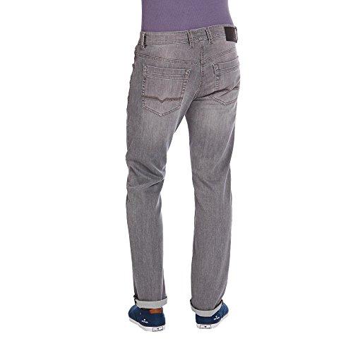 MAC Herren Straight Leg Jeanshose Arne Grau (grey used H830)