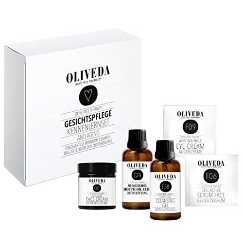 Oliveda Gesichtspflege Kennenlern-Set