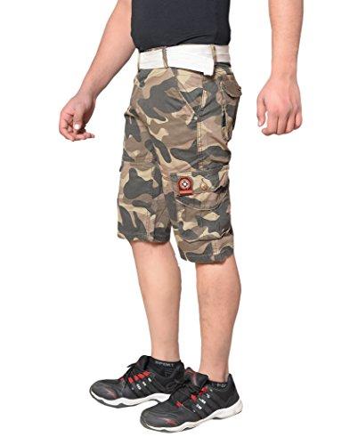 Krystle-Mens-Multi-Pocket-Cotton-Twill-Cargo-Army-Shorts