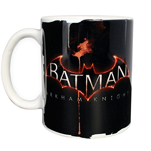 Batman 599386031 - Taza Arkham Knight Logo