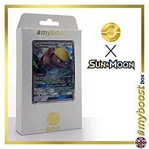 Gumshoos-GX 110/149 - #myboost X Sun & Moon 1 - Box de 10 Cartas Pokémon Inglesas