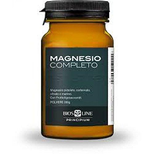 Bios Line Principium Magnesio Completo Integratore Alimentare 400 g
