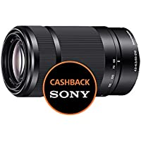 Sony SEL55210 Teleobiettivo con zoom 55-210 mm F4.5-6.3, APS-C, Innesto E, Nero