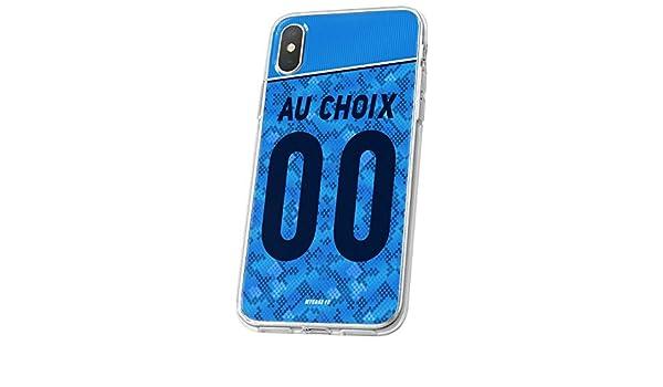 MYCASEFC Coque Foot Reims Samsung Galaxy J3 2016 Coque Football Personnalisable en Silicone Housse de Smartphone personnalis/ée et fabriqu/ée en France en TPU