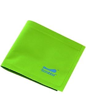 Scrubba Weightless–Cartera Bi-Fold, Super Fino y ligero–sudor y resistente al agua–perfecto para ejercicio...