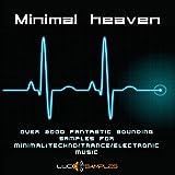 Minimal Heaven vol. 1 - Download Minimal Samples, Loops and Sounds [WAV Files] [DVD non Box]