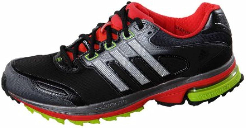 adidas q33798 supernova glide 5 m rta des chaussures / de course, noir / chaussures Argent  94772b