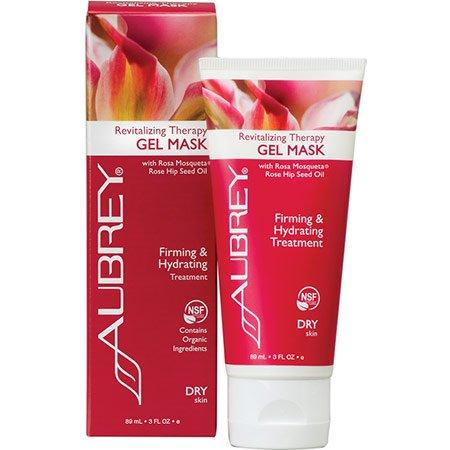 Aubrey Organics: Revitalizing Therapy Gesichtsfeuchtigkeitsmaske (89 ml)