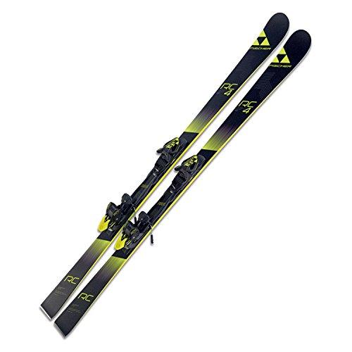 Ski Fischer RC4 Worldcup RC RT 180cm Modell 2018 + Bindung RC4 Z12 Powerrail (Ski Fischer Mountain)