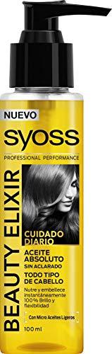 SYOSS Aceite capilar Beauty Elixir - Nutrición