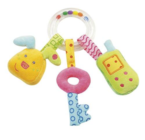 Babysun Hochet Porte clefs Robots
