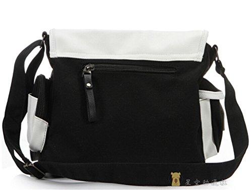 Yoyoshome giapponese anime Cosplay zaino Zaino messenger bag borsa a tracolla nero Fullmetal Alchemist Death Note1