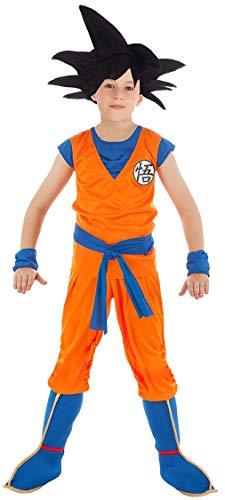 Chaks C4369152 Kostüm Goku, 152 cm, 12-14 Jahre, ()