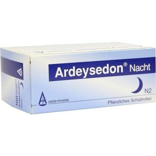 ARDEYSEDON NACHT 100St Ãœberzogene Tabletten PZN:2197805