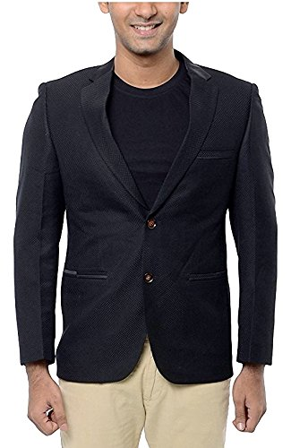 CLASSIC Men's Slim Fit Blazer (JGREY1--M, Grey, Medium)  available at amazon for Rs.1500