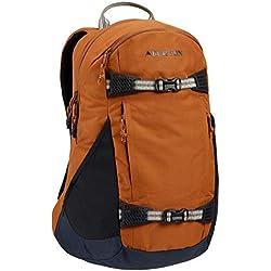 Burton Day Hiker 25L Mochilas, Unisex Adulto, Naranja (Adobe Ripstop), Talla Única