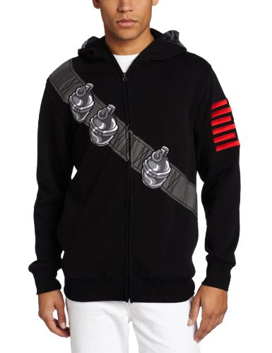 GI Joe Snake Eyes The Snake Kostüm Hoodie Sweatshirt | M