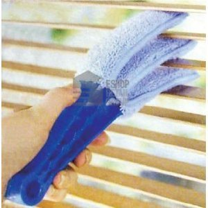 2-x-ashley-housewares-triple-venetian-blind-cleaner-removable-hand-washable-microfibre-fabric-duster