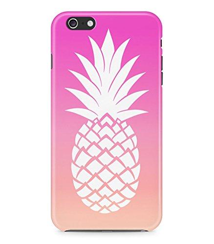 Tropical Fruit White Pineapple Aloha Hype Fresh Hipster Summer Hard Plastic Snap On Back Case Cover For Iphone 6 Custodia